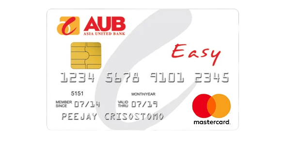 best credit card for first timers philippines