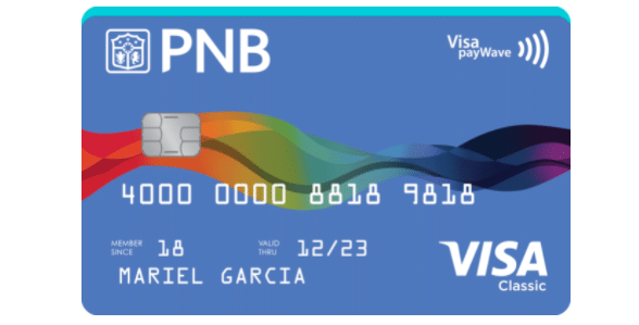 first timer credit card philippines