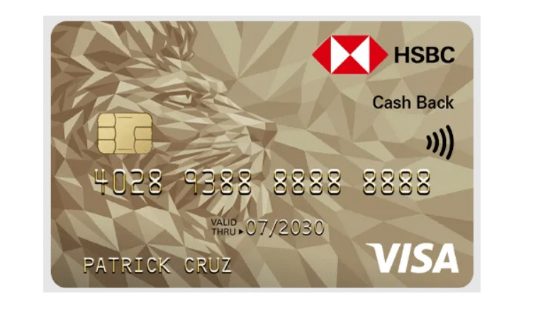 top cashback credit card philippines